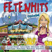 Cover  - Fetenhits - Oktoberfest [2015]